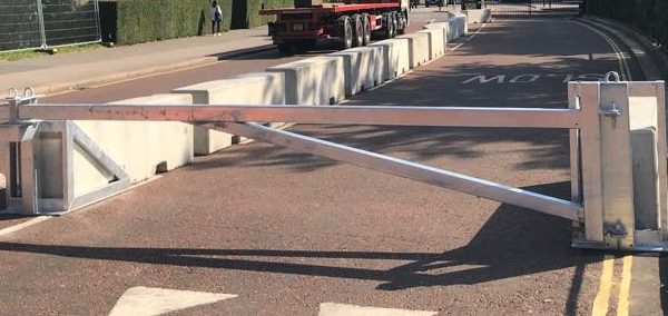 swing gate barrier